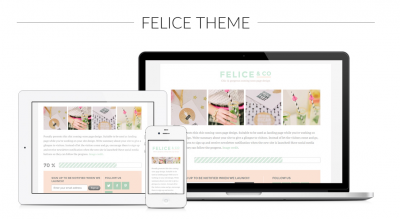 Wordpress-Theme Felice